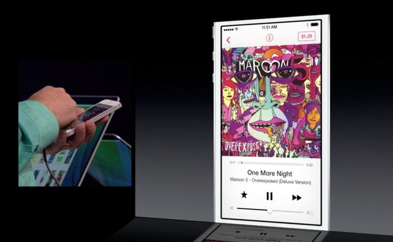 Illustration for article titled Apple se apunta a la música en streaming con iTunes Radio