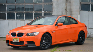Illustration for article titled I think someone in my new apartment complex has an Orange M3