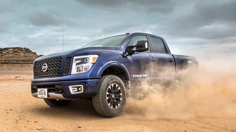 Over 90,000 Nissan Titans Recalled for Engines That Might Stall