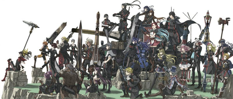 Illustration for article titled Valkyria Chronicles 3 is The Best Game Of the Series