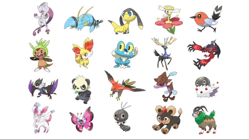 Illustration for article titled A Plea To All Pokémon X & Y Players Out There