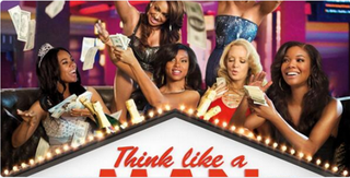 The female cast members of Think Like a Man TooTwitter