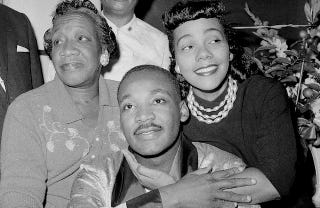 Illustration for article titled MLK's Mother Was Also Assassinated #BlackHistoryYouDidntLearnInSchool