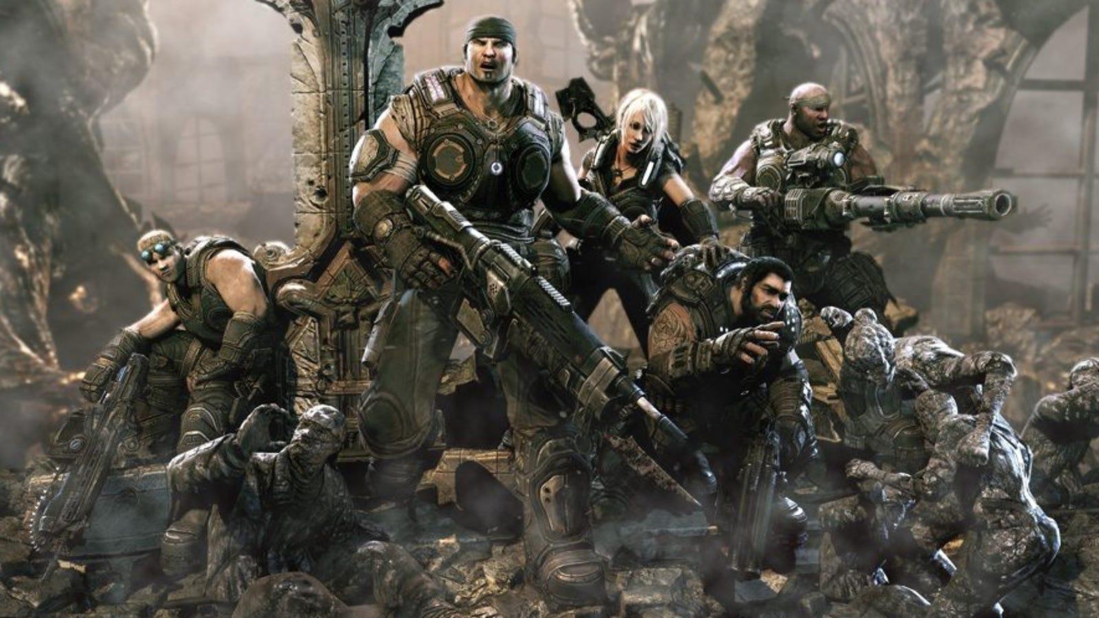 La épica película sobre Gears of War que aún no has visto
