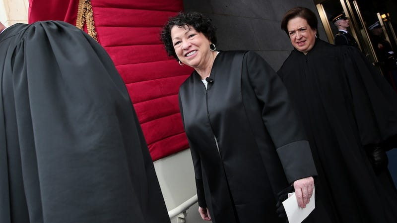 Illustration for article titled Conservatives Call Justice Sotomayor 'Illiterate' and 'Emotional'