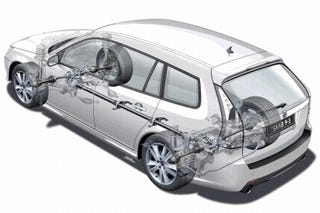 Illustration for article titled Entire 2009 Saab 9-3 Lineup Gets XWD, Non-XWD Model To Start At $28,835