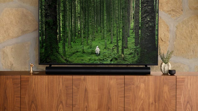 Your TV Speakers Are Terrible. Amplify Your Audio With the Best Soundbars, According to Gizmodo