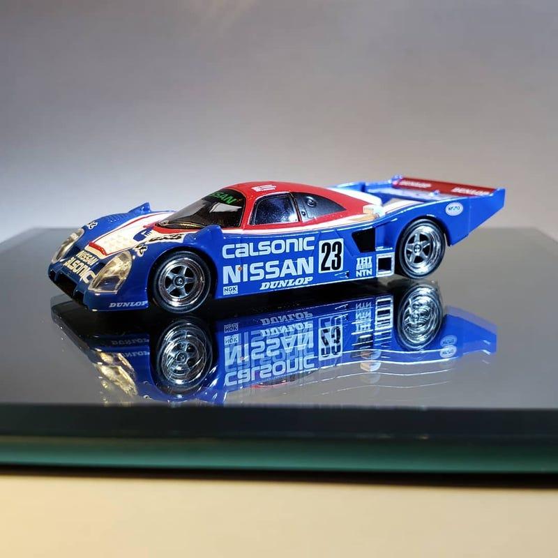 Illustration for article titled LaLD Engine Week: 8 cylinder Nissan!
