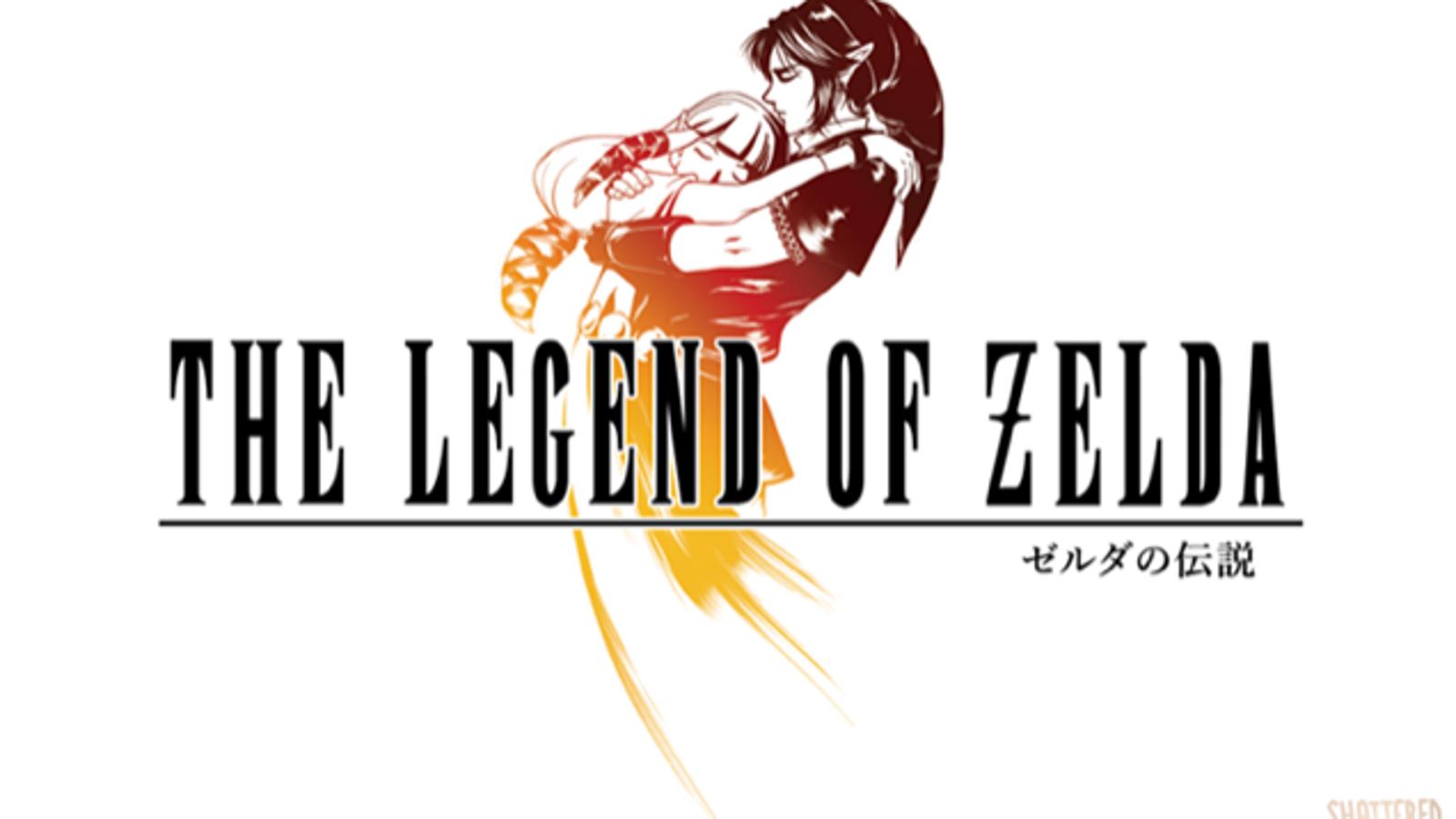 Image result for zelda final fantasy