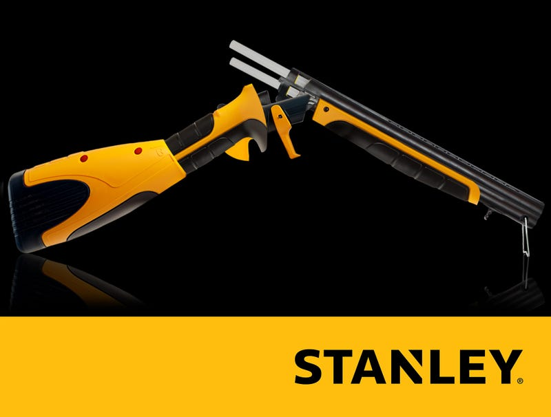 Illustration for article titled Stanley Introduces New Sawed-Off Hot Glue Shotgun