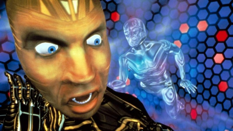Illustration for article titled VR SciFi Flick Lawnmower Man Gets Series Reboot in Actual Virtual Reality
