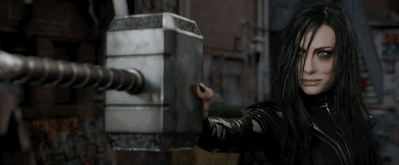 thor loses more than just his hammer in the first trailer for thor
