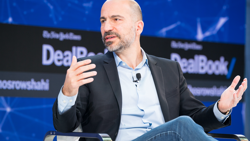Illustration for article titled Uber CEO: Messy Leaks 'Painful,' But 'Ultimately Positive'