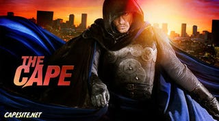 Illustration for article titled Watch The First Previews Of The Cape, NBC's New Superhero Drama