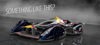 Illustration for article titled ​Could Red Bull Make A Road Car?