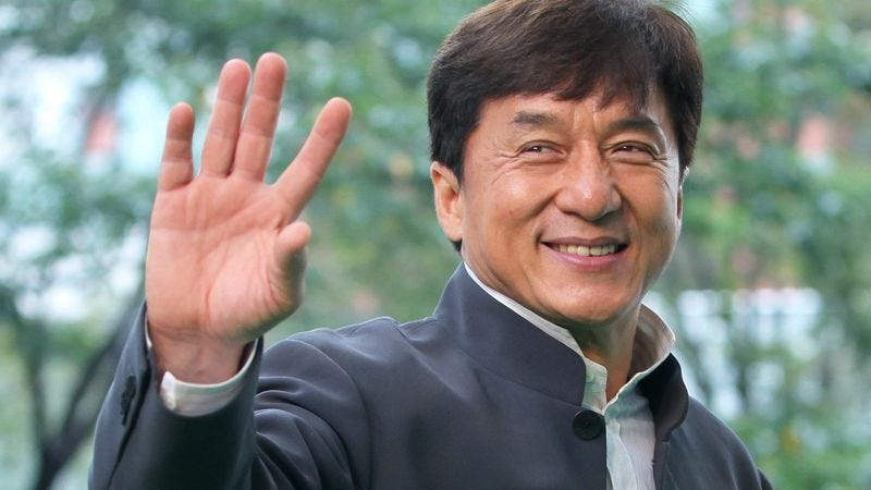 "Illustration for article titled Jackie Chan is going to stop making action movies and be the ""Asian Robert De Niro"""