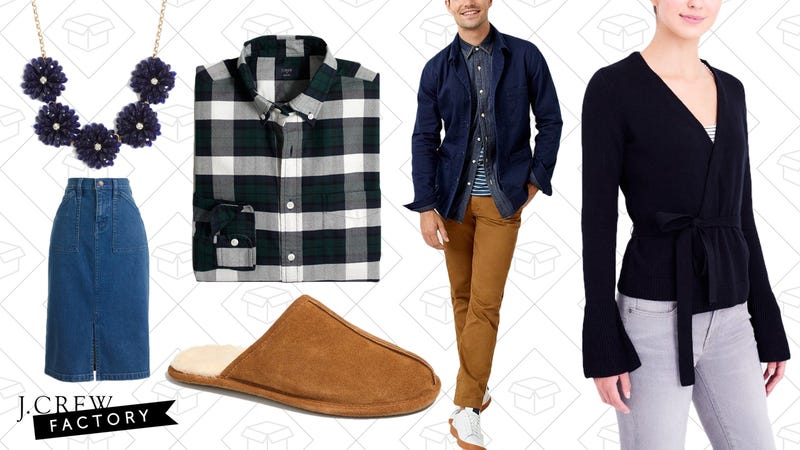 35% off full-priced, 50% off clearance items, plus free shipping, with code LUCKYU