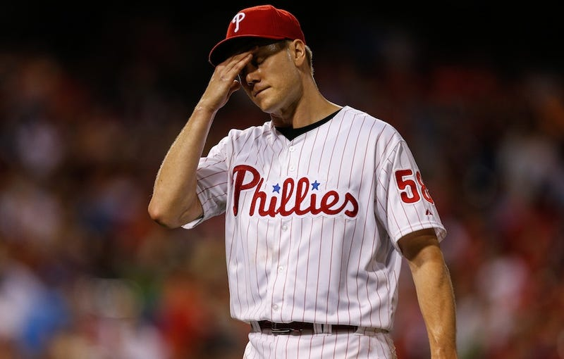 Illustration for article titled Jonathan Papelbon Says Blow Up The Phillies
