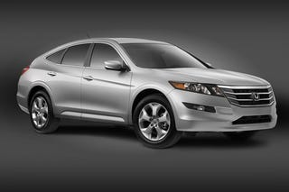 Illustration for article titled 2010 Honda Accord Crosstour