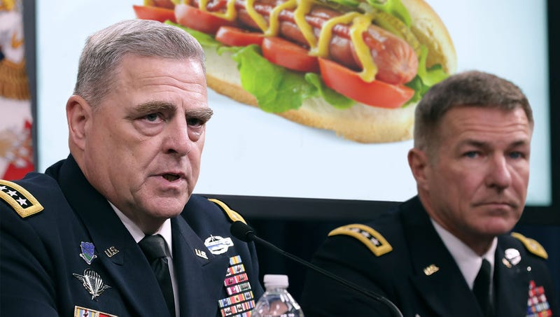 Pentagon Awards Oscar Mayer $102 Million Contract For New Military-Grade Hot Dog With All The Fixings