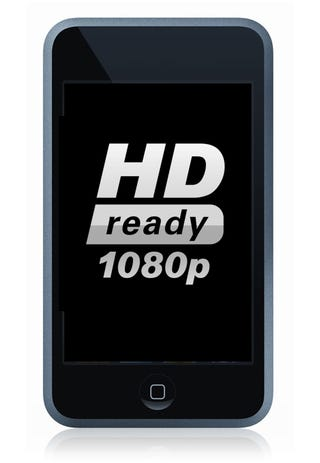 Illustration for article titled Apple May Activate High Definition Video Playback In the iPhone and iPod