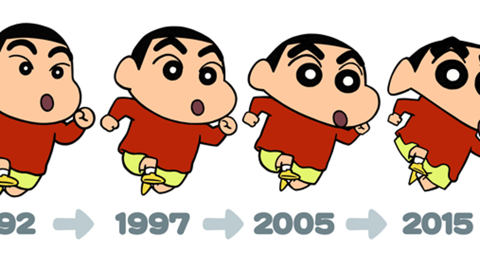 the horrible evolution of anime s most lovable brat