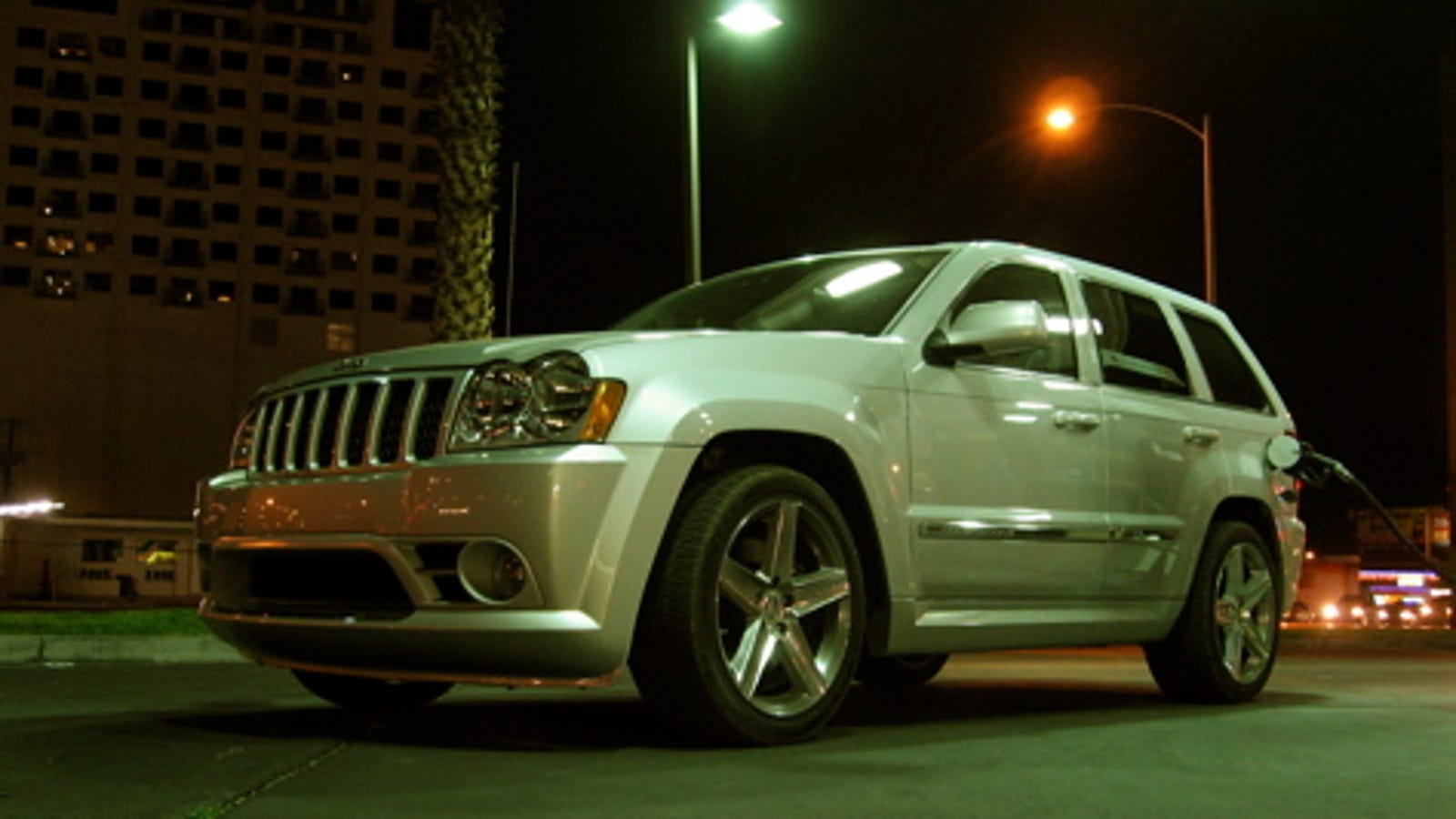 2007 jeep grand cherokee srt8 reliability