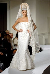 Illustration for article titled This Season's Bridal Wares Continue To Inspire Shock, Awe