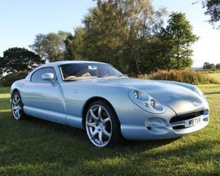 Illustration for article titled David Beckham's TVR For Sale, Los Angeles Galaxy Considering