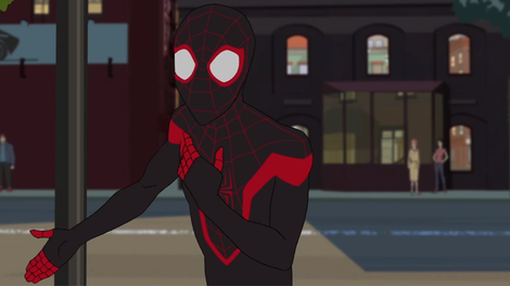 spectacular spiderman season 1 episode 5 watchcartoononline