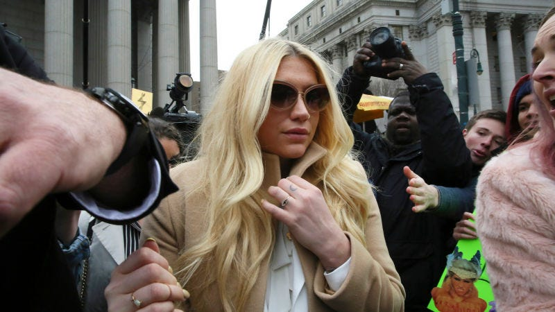 Illustration for article titled Kesha Posts New Statement: Dr. Luke Lawsuit 'Is About Being Free From My Abuser'