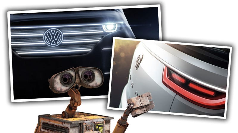 Illustration for article titled Is This The Name Of Volkswagen's Reborn Electric Microbus?