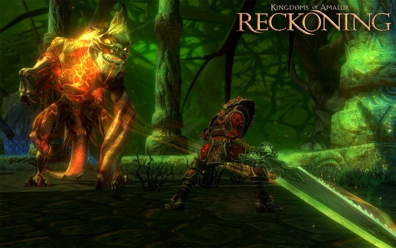 Illustration for article titled Three New Peeks Into The Kingdoms of Amalur: Reckoning