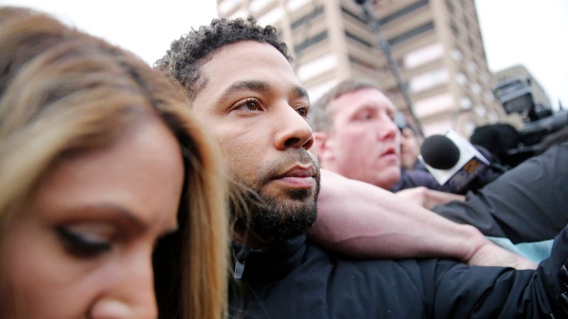 Illustration for article titled Jussie Smollett has now been indicted on 16 new felony counts
