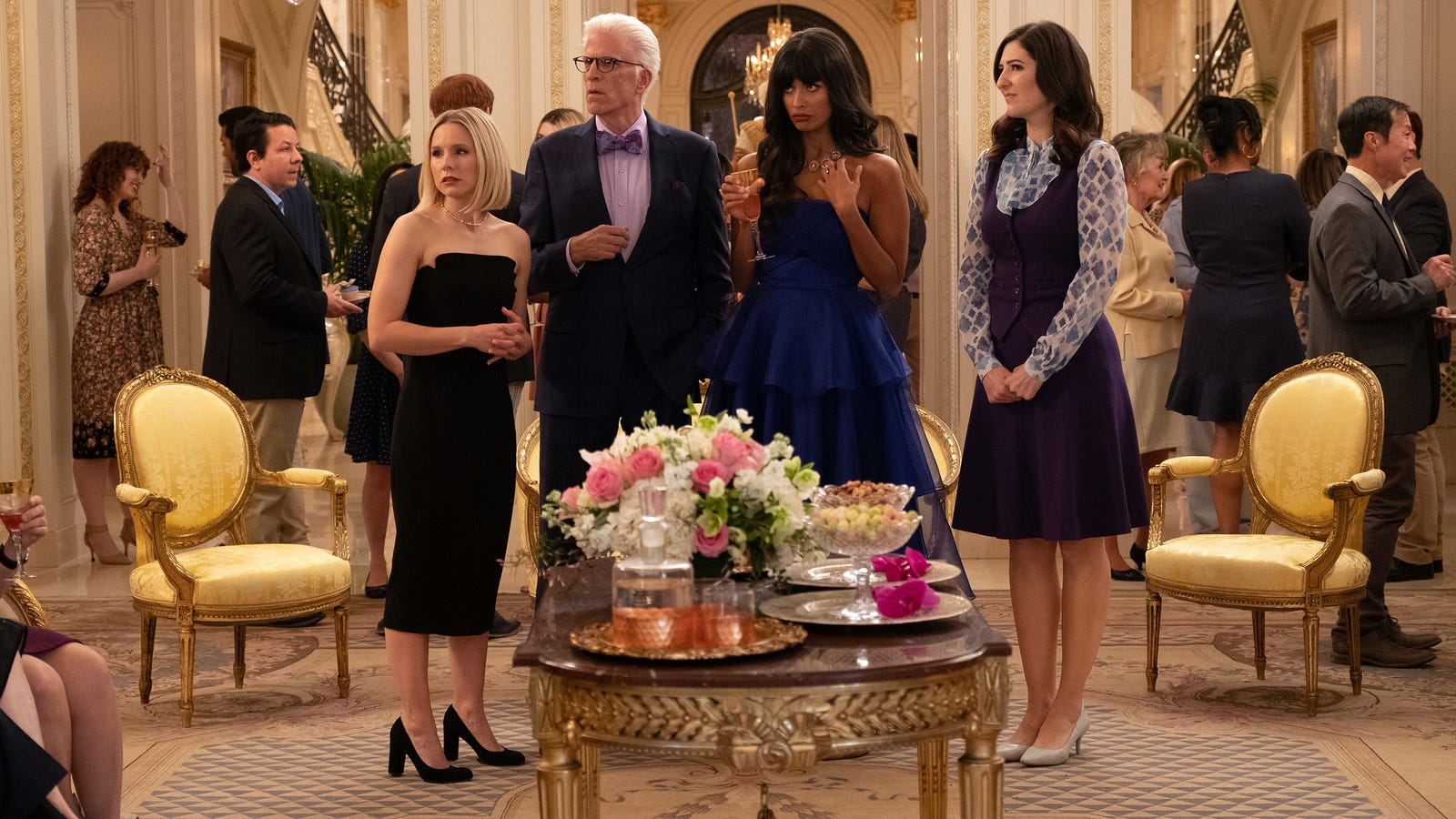 "The Good Place, annotated: ""A Girl From Arizona, Part One"""