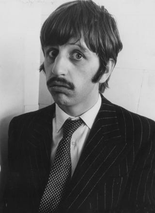 While Beatle Ringo Starr Might Be A Rocknroll Icon He Is Not Rock Band Game Playing But Thats Okay Hes