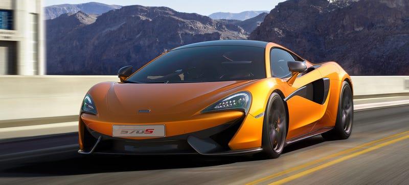 Illustration for article titled Este es el nuevo coche deportivo más barato fabricado por McLaren