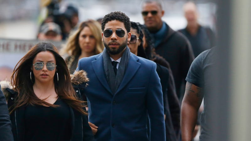 Illustration for article titled Jussie Smollett pleads not guilty to charges of faking alleged attack