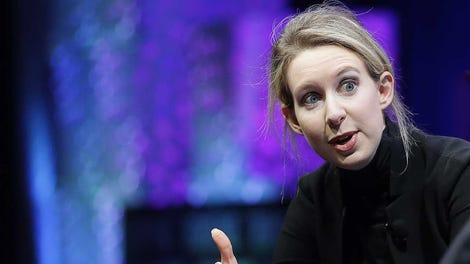 Disgraced Theranos CEO Elizabeth Holmes Is Allegedly Looking