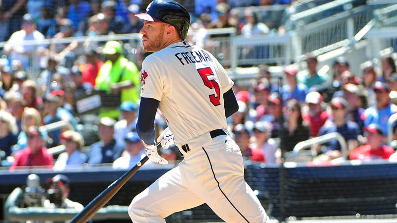 Freddie Freeman plans to play third