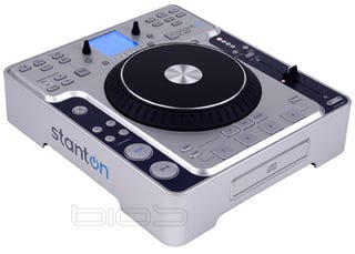 Illustration for article titled Stanton C.314 CD/MP3 Mixer Player DJ Thing