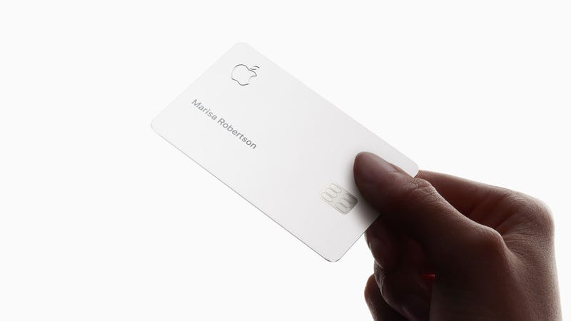 Illustration for article titled Why You Shouldn't Put the Apple Card in Your Wallet (Seriously)