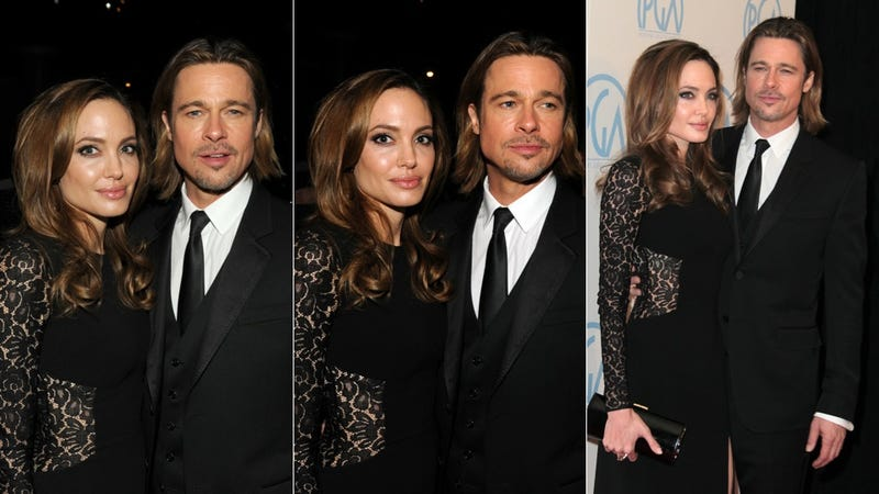 Illustration for article titled At Least We Still Have Brad & Angelina?