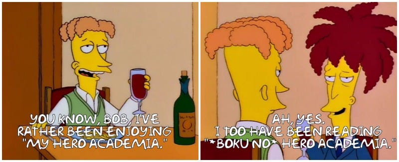 [Images: WeebSimpsons]