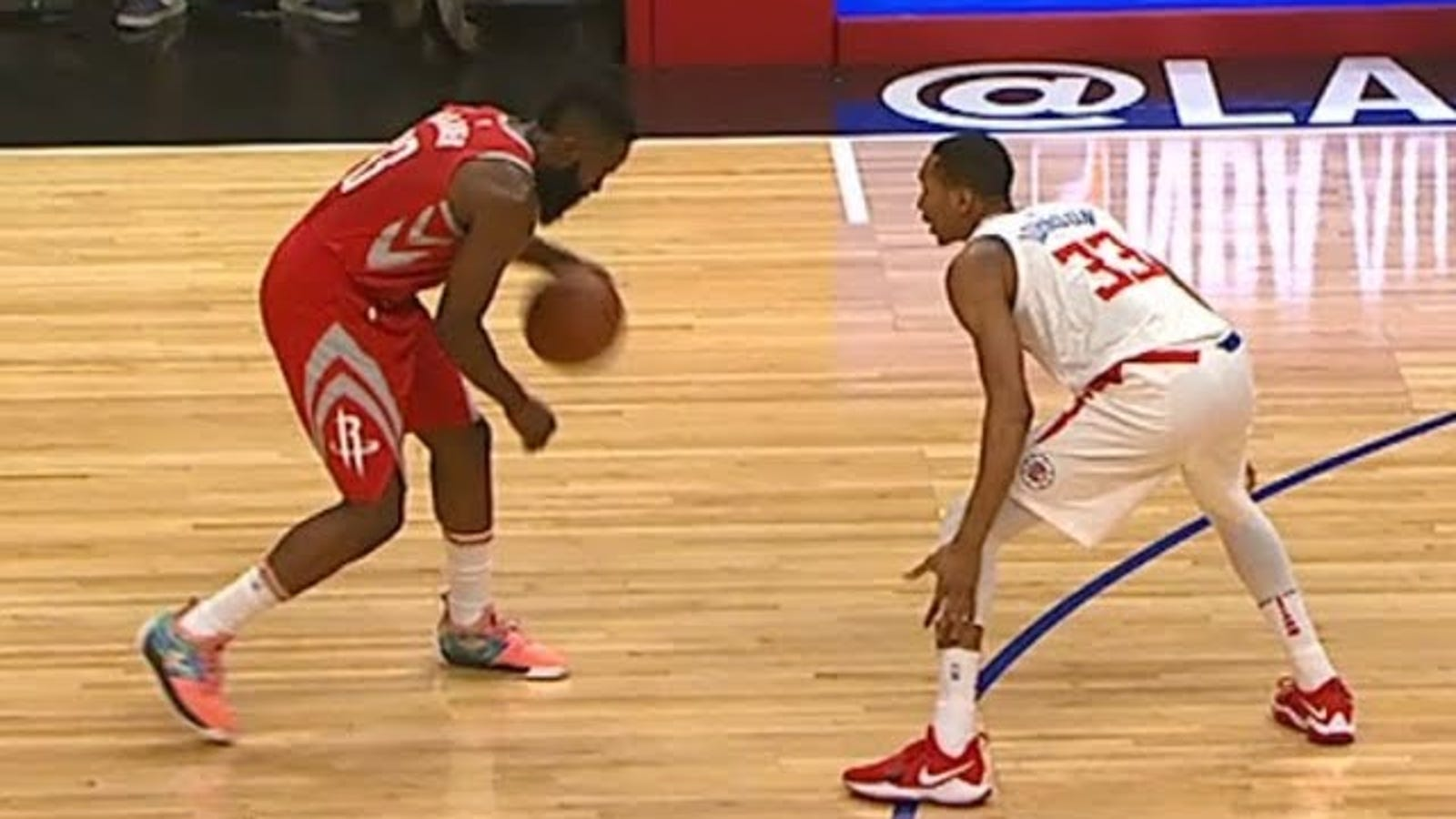 252814b4cda9 James Harden On Why He Stared At The Lifeless Pile Of Flesh That Used To Be Wesley  Johnson