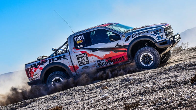 Simple The V6 Ford Raptor May Have Finally Proved Itself To Off