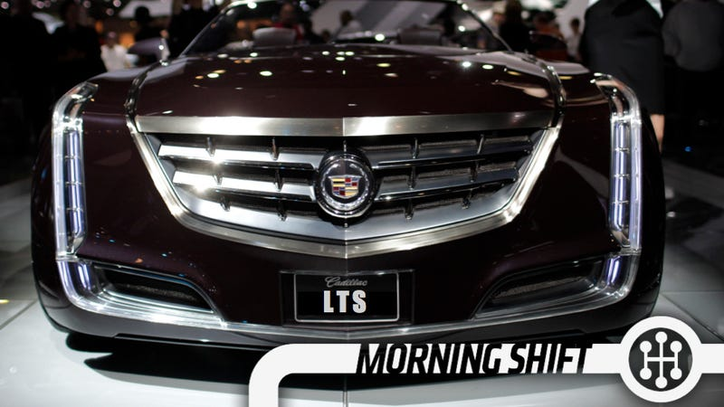 Illustration for article titled Is The Cadillac LTS The New RWD Flagship?