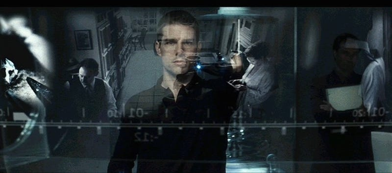 Illustration for article titled Las tecnologías e inventos de Minority Report que se han hecho realidad
