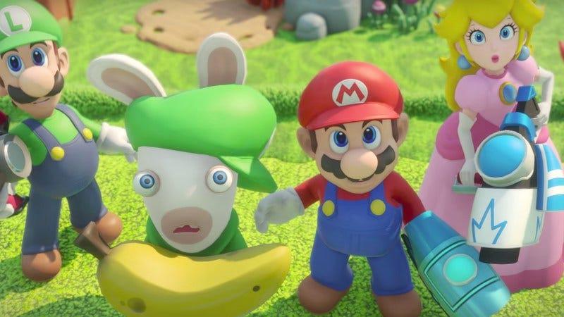 Mario + Rabbids Kingdom Battle (Image: Ubisoft)