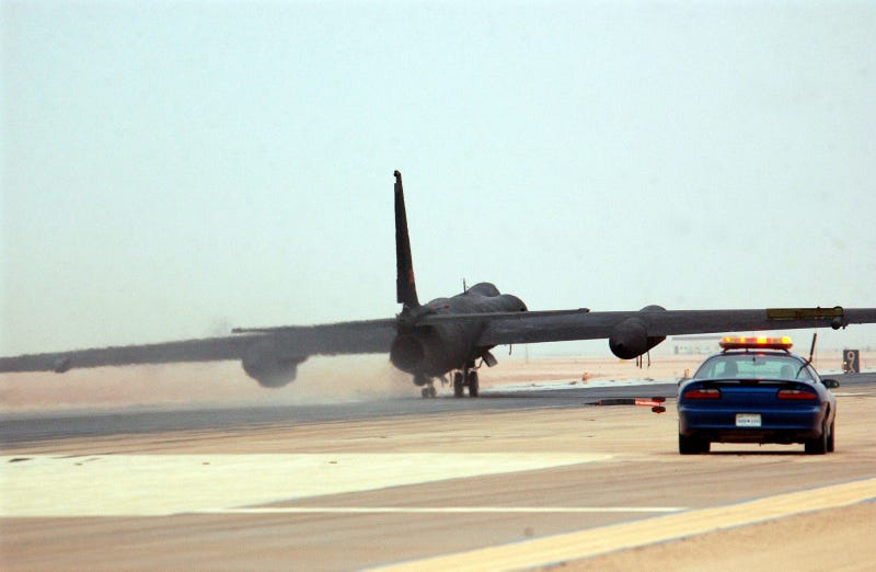 The 140-Mph Chase Cars Of The U S  Air Force